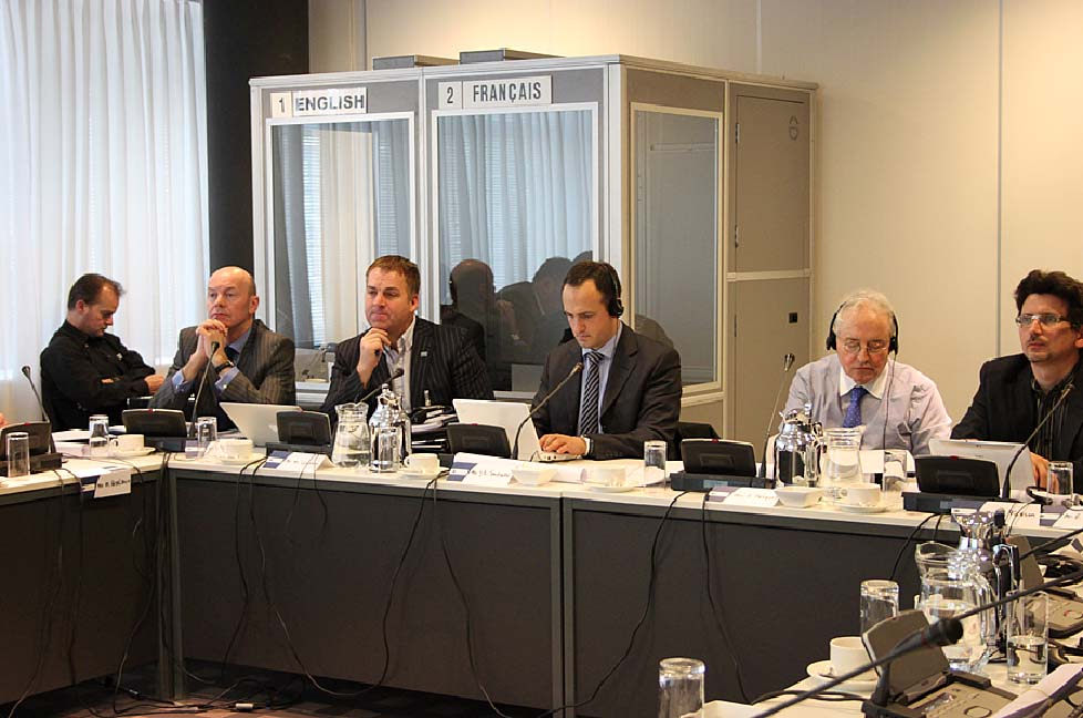 2nd General Assembly meeting in the Netherlands